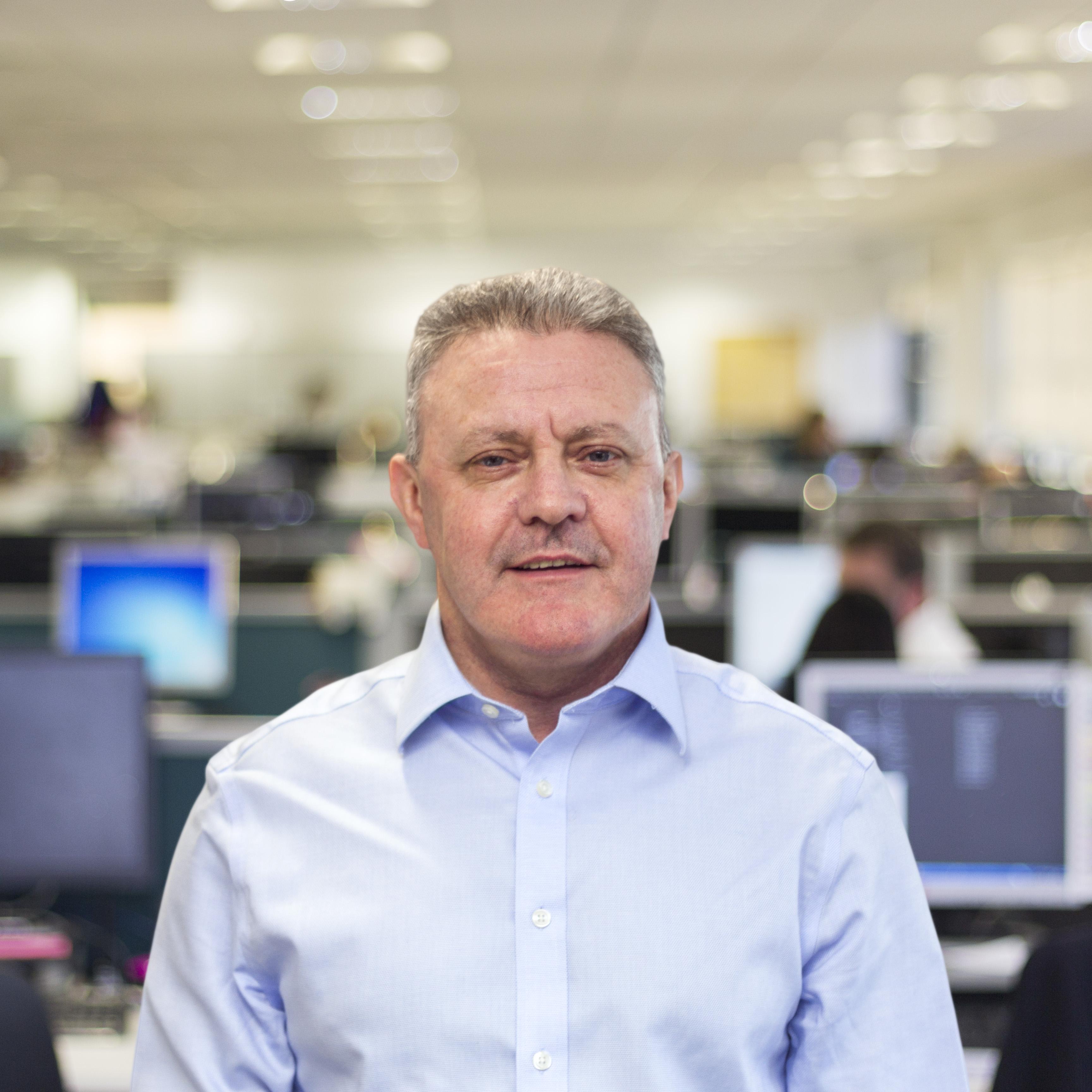 Tony Cahill, executive director at Vivark