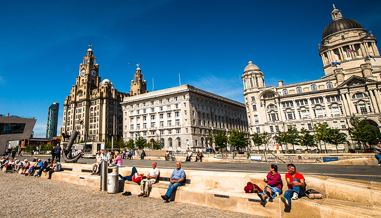 Liverpool Named third Best UK City