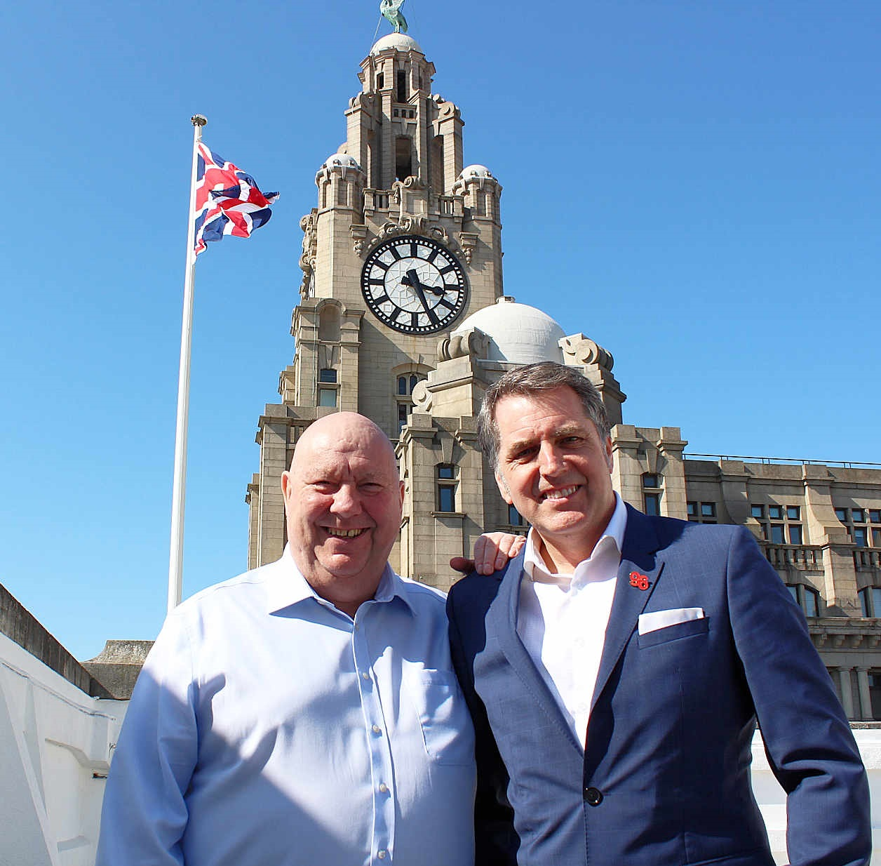 City and Metro Mayors Joe Anderson and Steve Rotheram to lead Liverpool's Channel 4 relocation bid