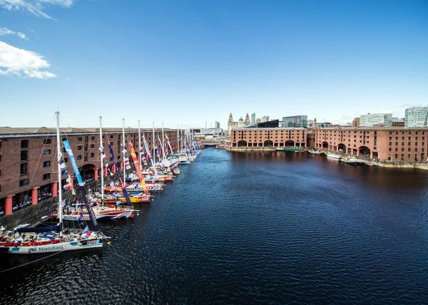The Royal Albert Dock