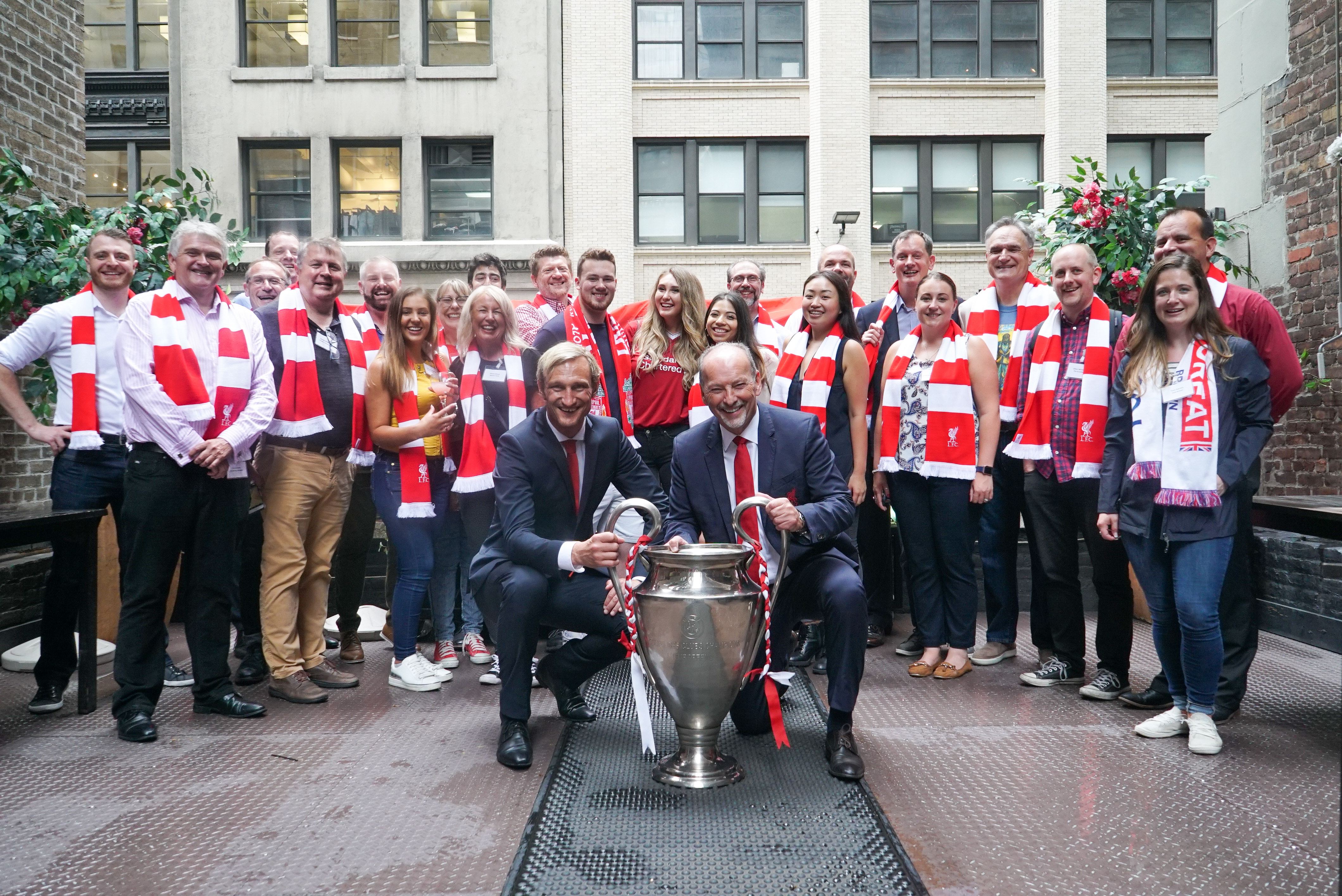 Liverpool in New York