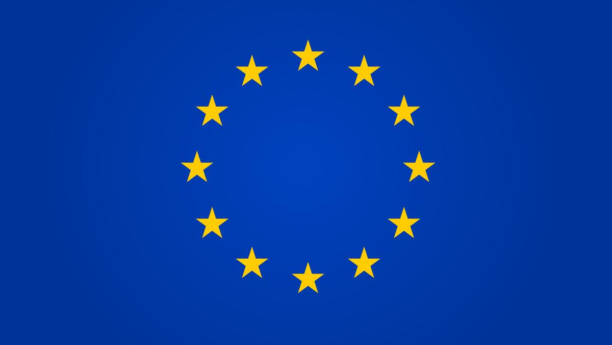 The EU flag